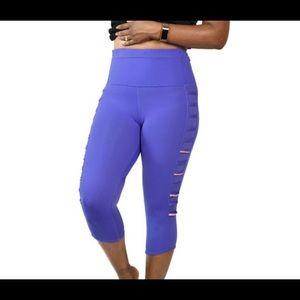Lululemon Breezy capris leggings